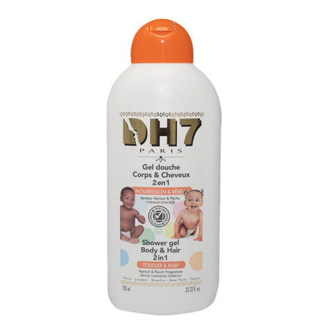 Dh7 Baby 2 in 1 Body & Hair Shower Gel - Elysee Star