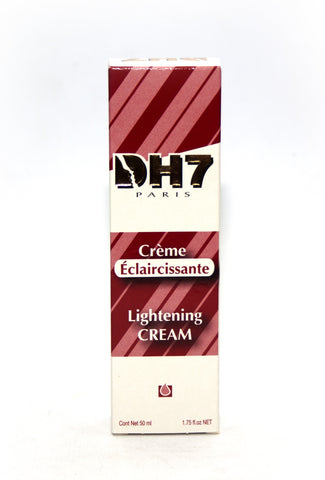 DH7 Lightening Cream Tube (red/pink)