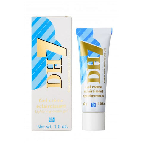 Dh7 Cream Gel (White/Blue) - Elysee Star