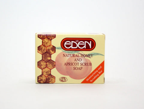 EDEN honey & apricot soap