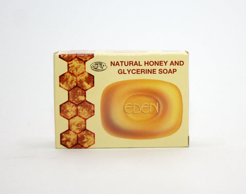 EDEN honey & glycerin soap