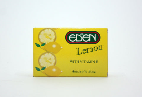 EDEN lemon antiseptic soap