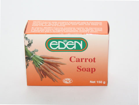 EDEN Carrot Soap
