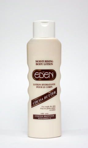 EDEN COCOA BUTTER LOTION  (750ml)
