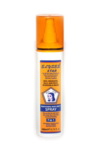 Elysee Star Professional Spray For Wigs, Dreadlocks & Hair