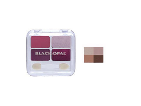 Black Opal Quad Eye Shadows