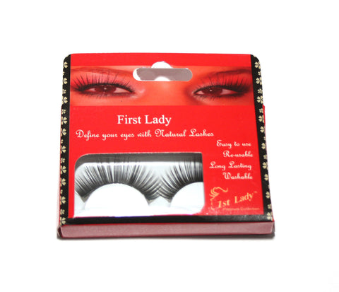 1st Lady Eye Lashes (strips) - Elysee Star