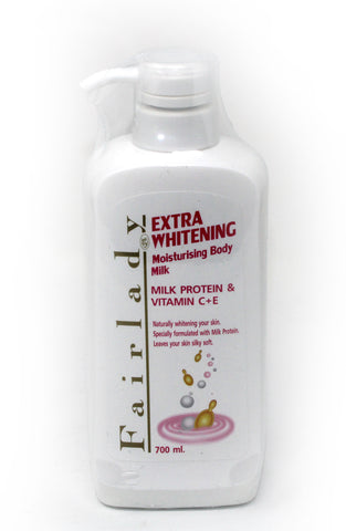 Fair Lady Extra Whitening Body Milk - Elysee Star