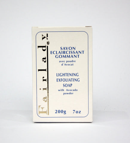 Fair Lady Lightening Exfoliating Soap - Elysee Star
