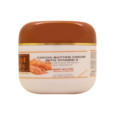 First Lady Cocoa Butter (Mint) (Jar) - Elysee Star