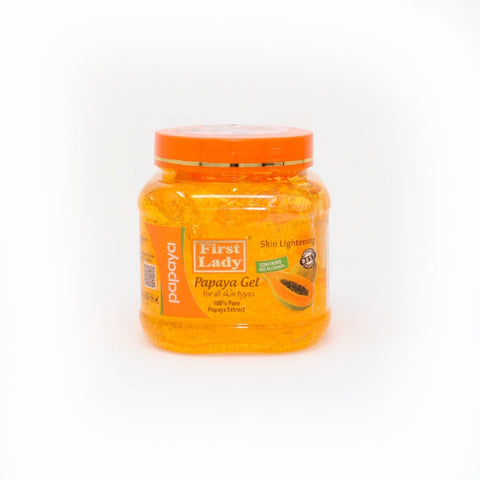 First Lady Skin Lightening Papaya Extract Gel (jar) - Elysee Star