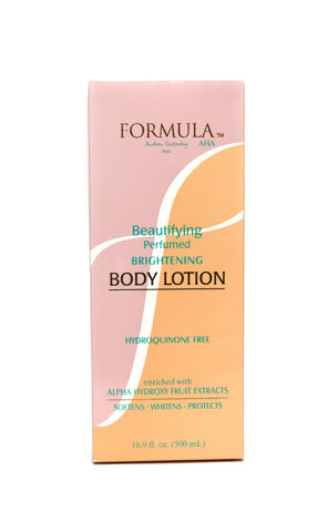 Formula Beautifying Perfumed Brightening  Body Lotion - Elysee Star