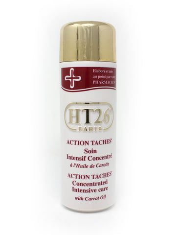 Ht26 Action Taches Milk (gold) with carrot oil