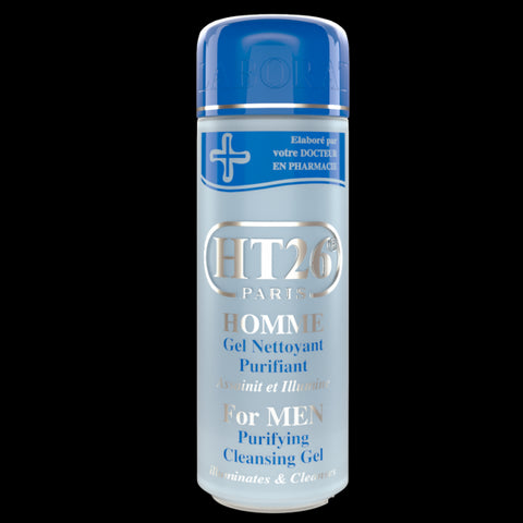 HT26 Purifying cleansing gel for men - Elysee Star
