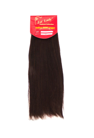 1st Lady Indian Remy Angel Weft 14""