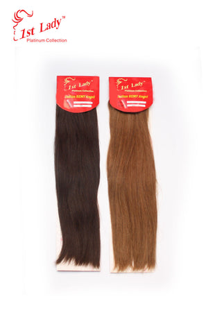 1st Lady Indian Remy Angel Weft 18""