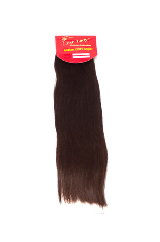 "1st Lady Indian Remy Angel Human Hair Weft Extensions  18"" - Elysee Star"