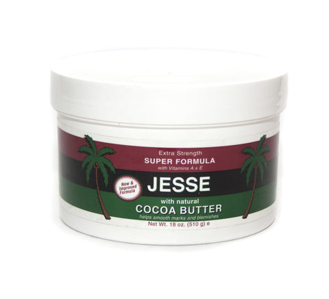 Jesse Cocoa Butter Creme 510g - Elysee Star