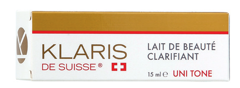 KLARIS Beauty Milk Cream Tube - Elysee Star