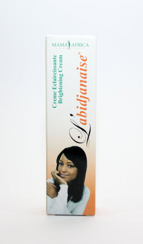 L'ABIDJANAISE Brightening cream  (tube)