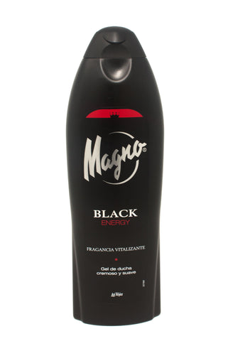 Magno Black Energy Shower Gel