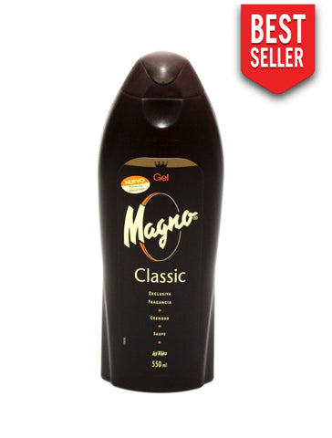Magno Classic Shower Gel Skin Care