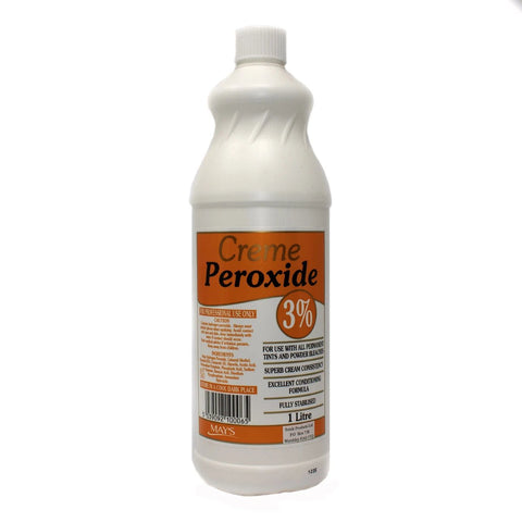 Professional Creme Peroxide 3% - Elysee Star