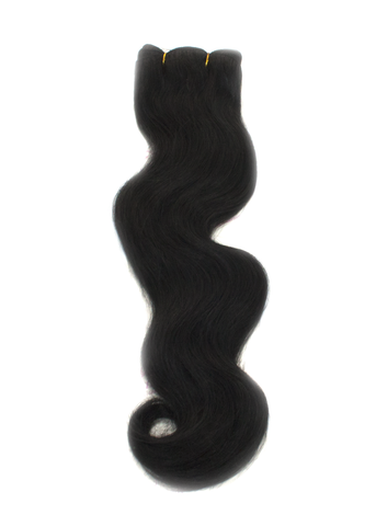 "1st Lady Natural Italian Wave - Blended Human Hair Weft 18"" - Elysee Star"