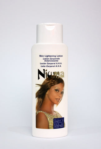 Niuma White Lotion - Elysee Star