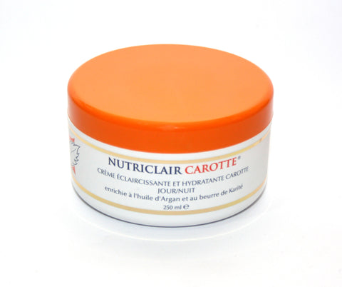 Nutriclair Carrot Clarifying & Moisturising Cream (day/night) - Elysee Star