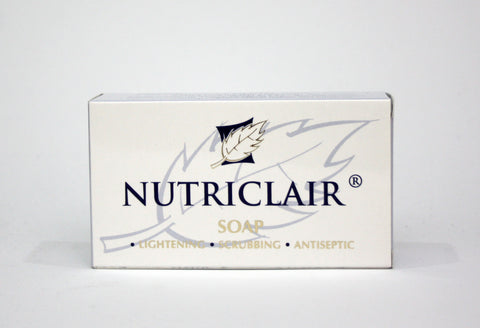 Nutriclair Lightening & Scrubbing Soap - Elysee Star