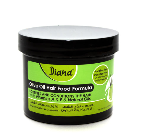 Diana Olive Oil Hair Food Formula