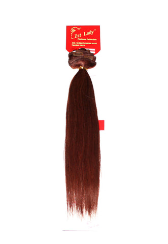"1st Lady Grade 1 Remy Human Hair - Over head Clip on 18"" - Elysee Star"