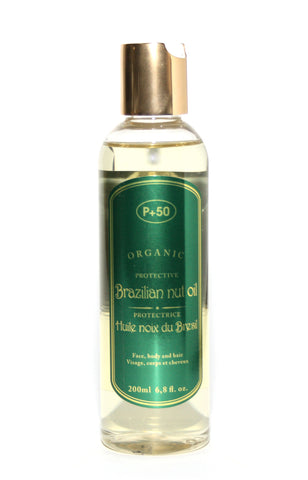 p+50 Brazilian Nut Oil - Elysee Star