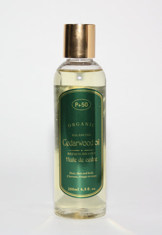P+50 Cedarwood Oil - Elysee Star