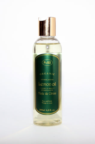 P+50 Lemon Oil - Elysee Star