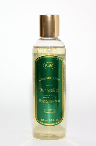 P+50 Patchouli Oil