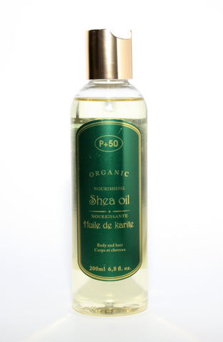 P+50 Shea Oil - Elysee Star