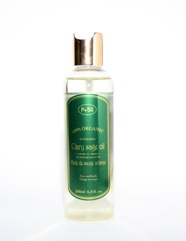 P+50 Clary Sage Oil - Elysee Star