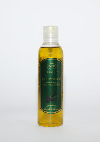 P+50 Pure Rich Olive Oil - Elysee Star