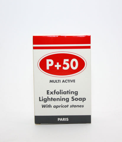 P+50 Lightening Soap - Elysee Star
