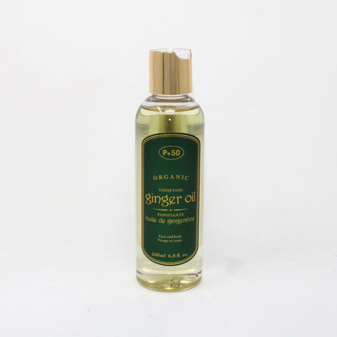 P+50 Ginger Oil - Elysee Star