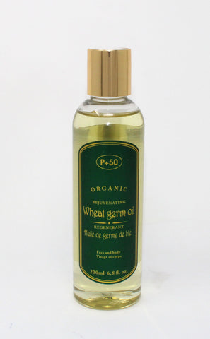 P+50 Wheat Germ Oil - Elysee Star