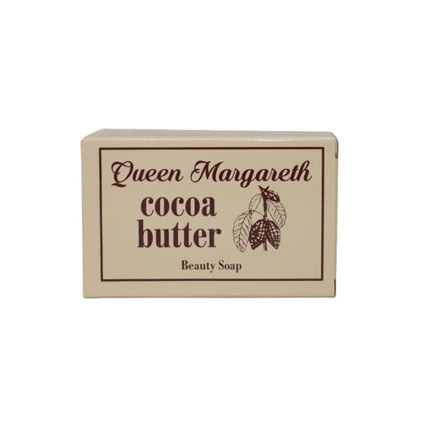 Queen Margareth Cocoa Butter Beauty Soap - Elysee Star