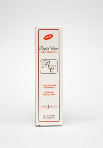 RAPID CLAIR lightening beauty cream (tube)