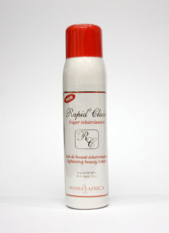 Rapid Clair Body Lotion by Mama Africa