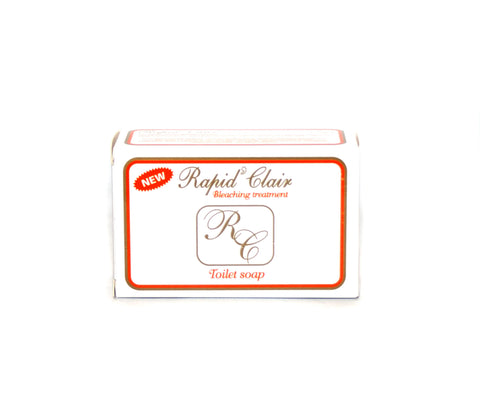 RAPID CLAIR Bleaching treatment soap by Mama Africa