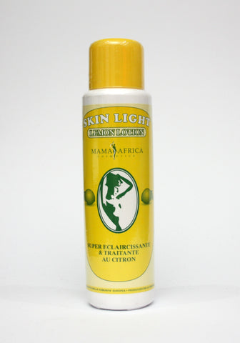 Skin Light Lemon Lotion by Mama Africa - Elysee Star
