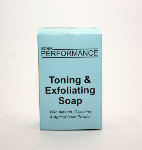 SONIK PERFORMANCE Toning & Exfoliating Soap
