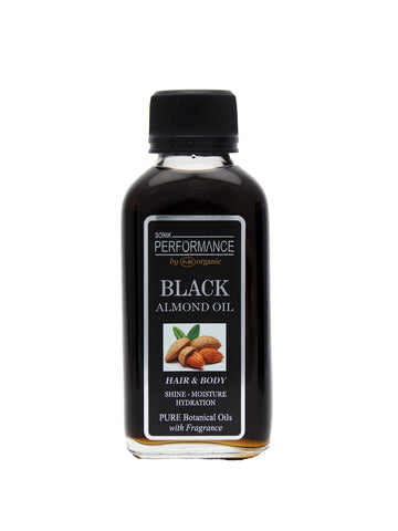 Sonik Performance Black Almond Oil For HAIR & SKIN